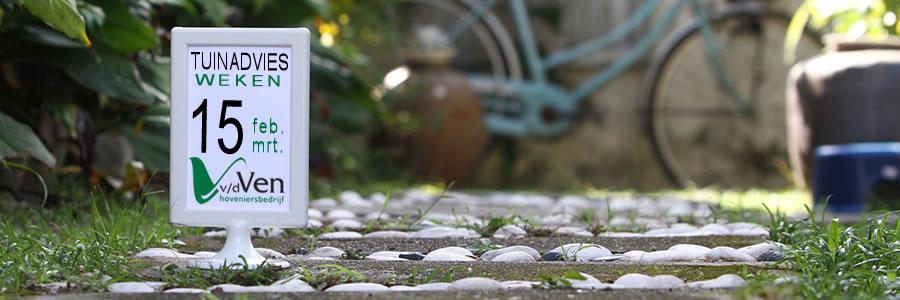 Tuinadviesweken Hoveniersbedrijf van de Ven Moergestel